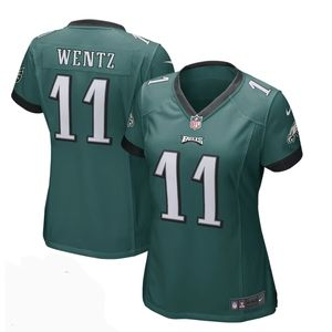 Philadelphia Eagles Wentz Nike NFL Game Jersey